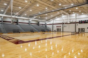 Evangelical Christian School Gym LED Lighting