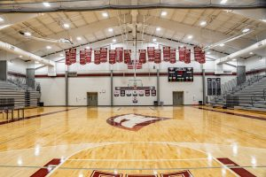 ECS Gym LED Lighting Upgrade