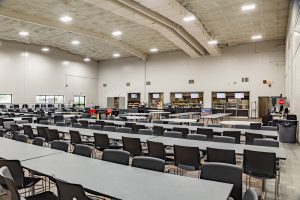 Evangelical Christian School Large Classroom LED Lighting Upgrade