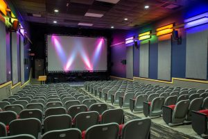 Watkins College of Art Auditorium LED Conversion